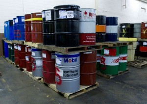 Hazardous Waste Barrels Greensboro