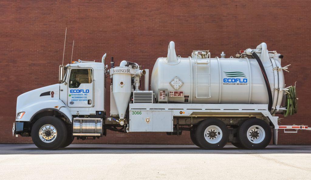 ECOFLO Industrial Vacuum Services