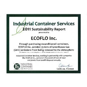 ECOFLO Sustainability Report